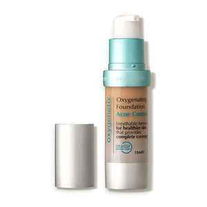 Oxygenetix Oxygenating Foundation Acne Control - Almond