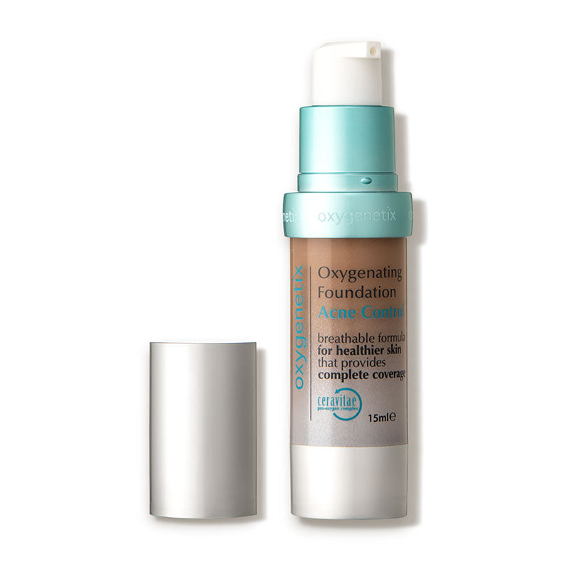Oxygenetix Oxygenating Foundation Acne Control - Chakra