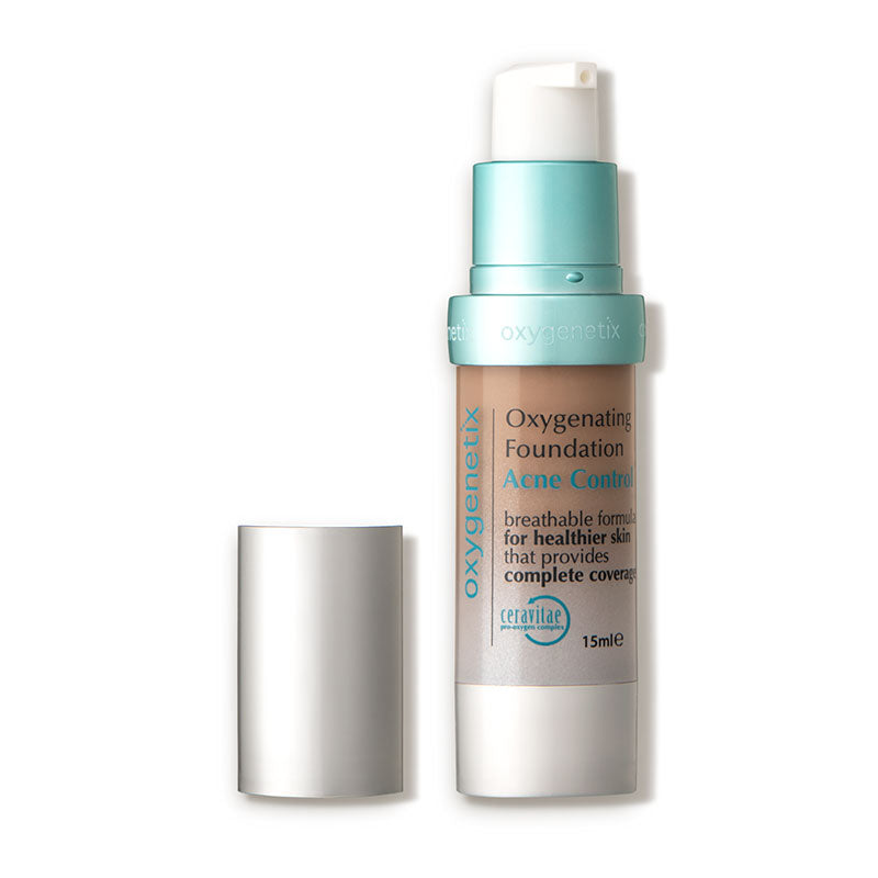 Oxygenetix Oxygenating Foundation Acne Control - Coco