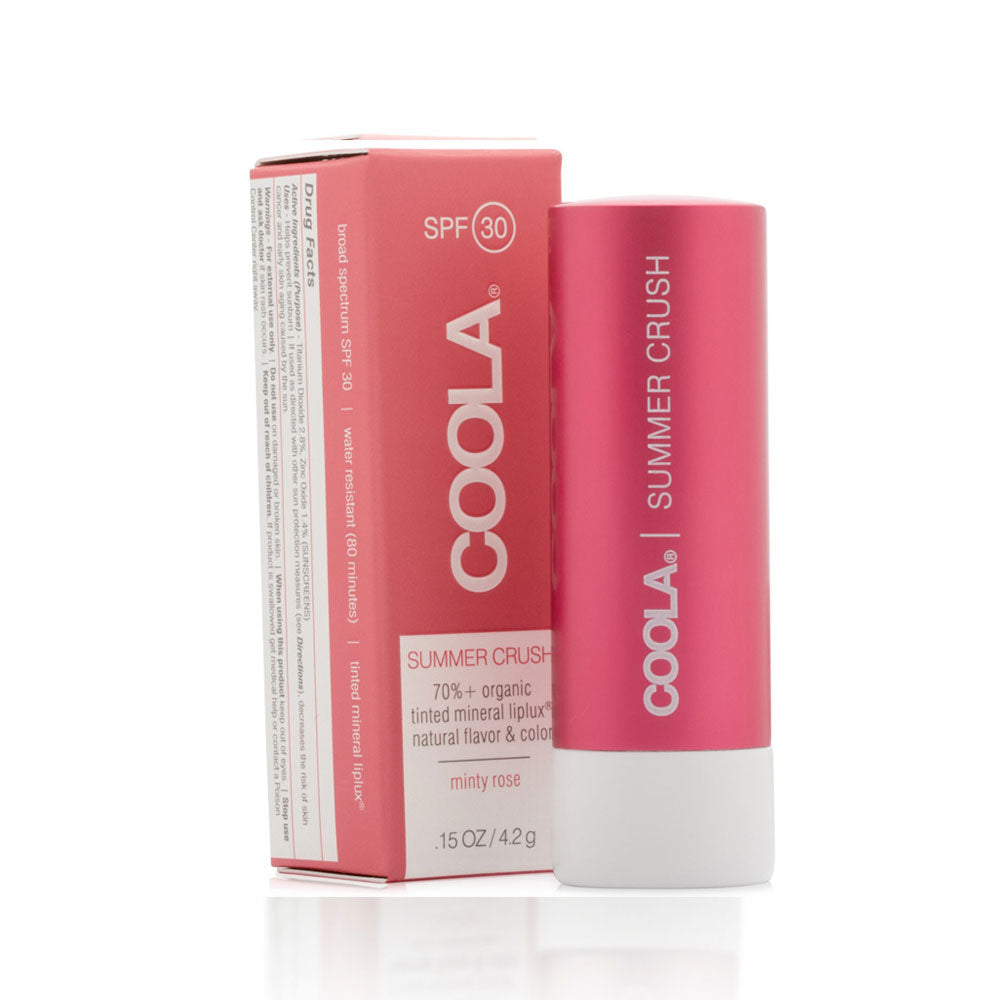 COOLA Tinted Mineral Liplux SPF 30 - Summer Crush