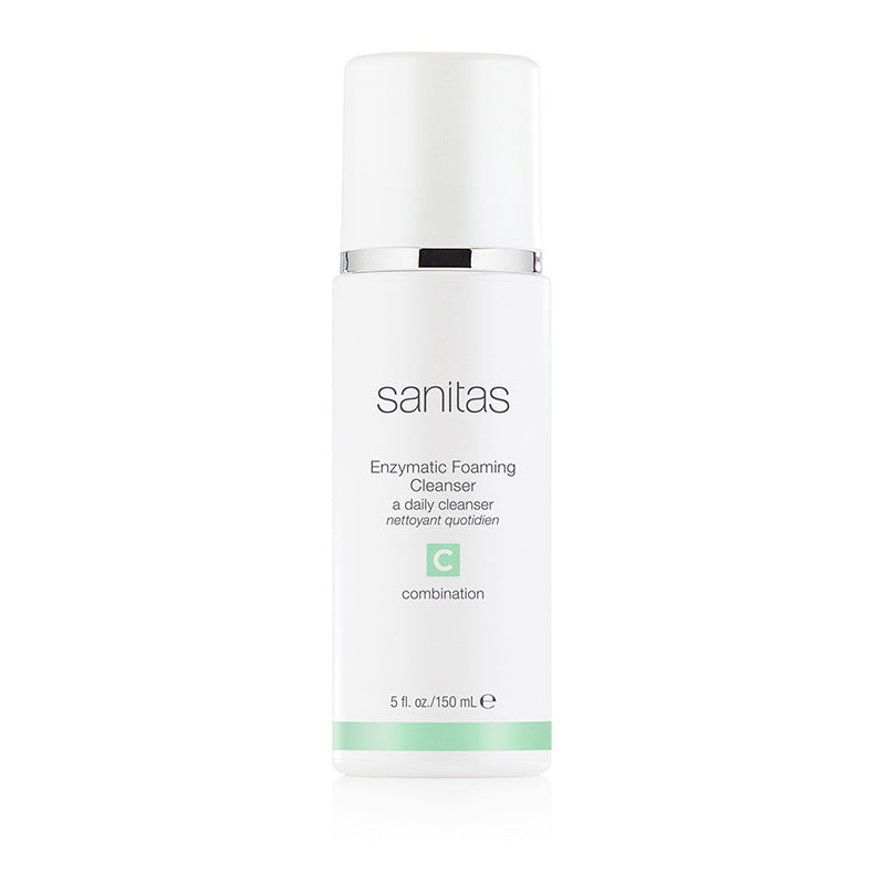 Sanitas Skincare Enzymatic Foaming Cleanser