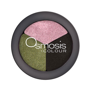 Osmosis Eyeshadow Trio - Midnight Jade
