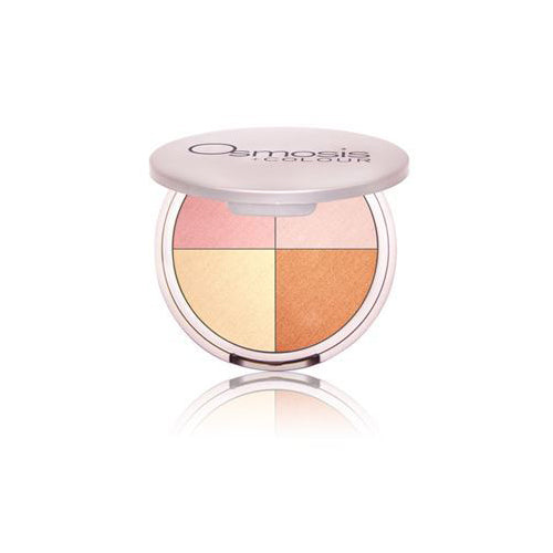 Osmosis Makeup Highlighting Quad