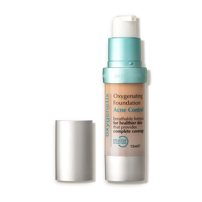 Oxygenetix Oxygenating Foundation Acne Control - Ivory