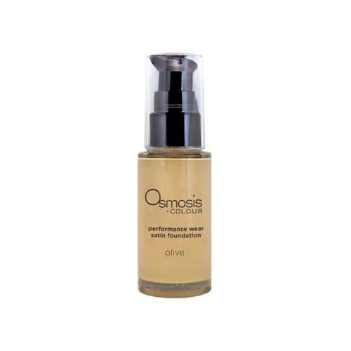 Osmosis Performance Wear Satin Foundation - Olive