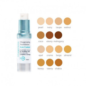 Oxygenetix Oxygenating Foundation Acne Control - Honey
