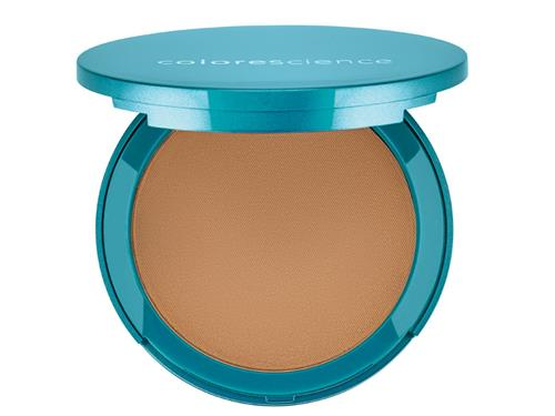 Colorescience Natural Finish Pressed Foundation SPF 20 - Tan Golden 12 g