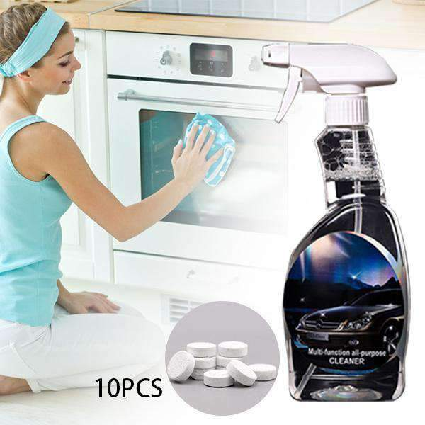 Multi-function All-purpose Effervescent Cleaner(1 Set)