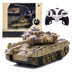 Land Fighter RC Heavy Tank
