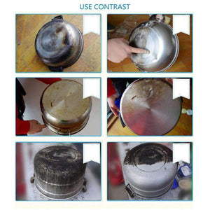 Stainless Steel Cleaning Paste