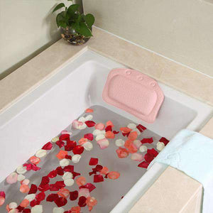 3D AirMesh Luxury Bathtub Pillow
