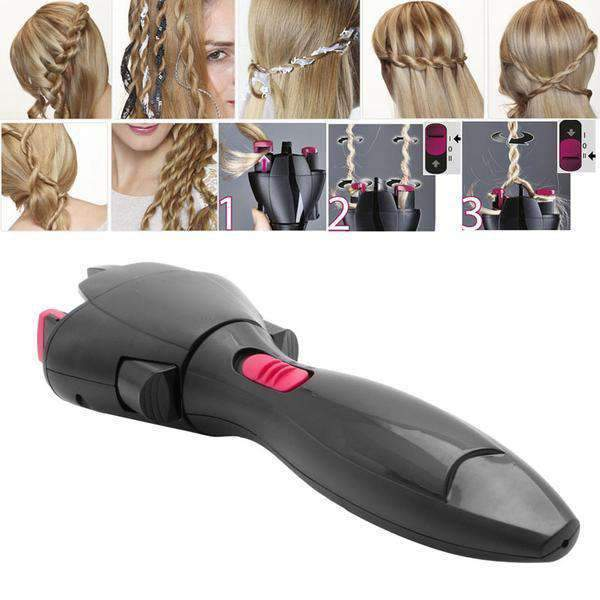 Twist Braid Automatic Hair Braiders