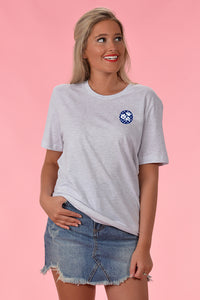 American Cotton Boll Tee - Kelly Cottons