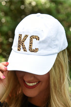 Load image into Gallery viewer, Classic Leopard KC Hat - Kelly Cottons