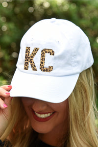 Classic Leopard KC Hat - Kelly Cottons