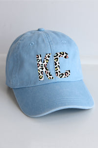 Colorful Leopard KC Hat - Kelly Cottons