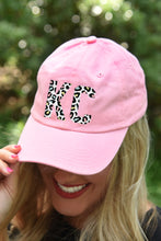 Load image into Gallery viewer, Colorful Leopard KC Hat - Kelly Cottons