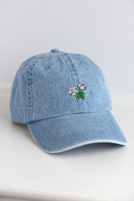 Denim Hat - Kelly Cottons