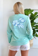 Load image into Gallery viewer, Frilly Cotton Boll - Long Sleeve Tee