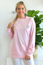 Load image into Gallery viewer, Magnolia Cotton Boll - Long Sleeve Tee