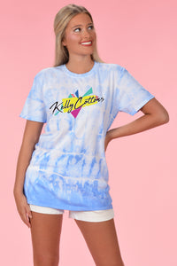 Retro Tie Dye - Kelly Cottons
