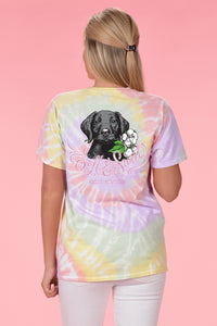 Soft and Sweet Tie Dye - Kelly Cottons