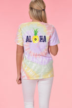 Load image into Gallery viewer, Aloha Tie Dye - Kelly Cottons