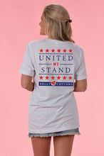 Load image into Gallery viewer, United We Stand Tee - Kelly Cottons