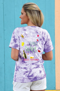 You Can Dance - Tie Dye - Kelly Cottons
