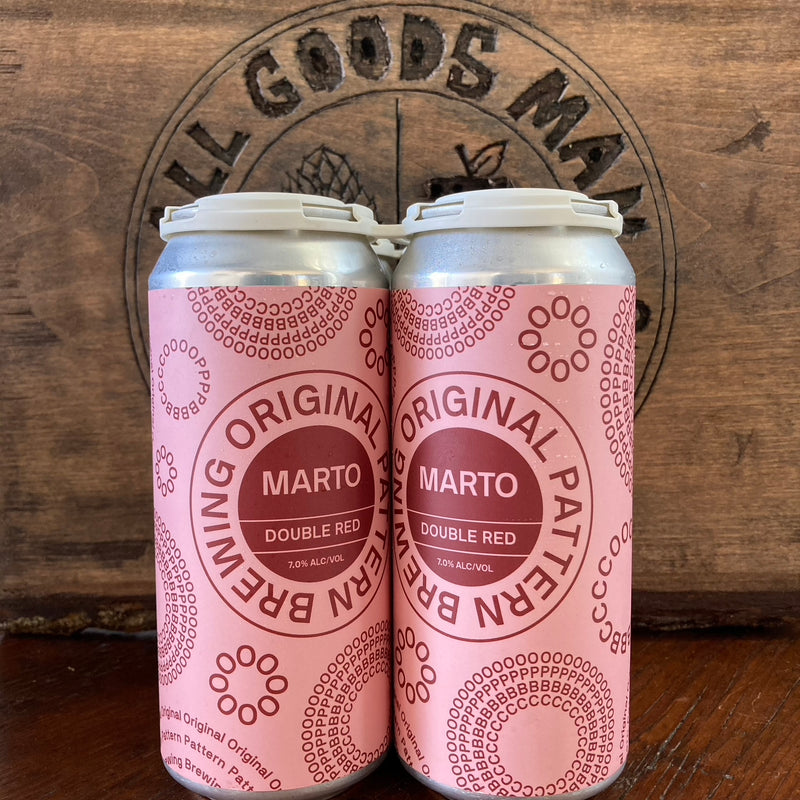 Marto | Hoppy Red Ale | 7.0%