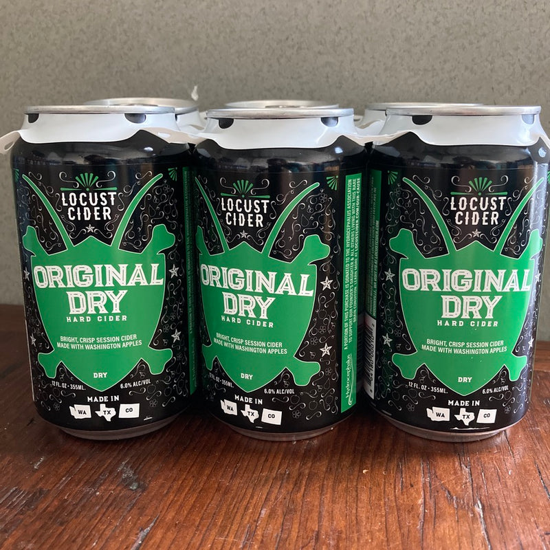 Original Dry | Hard Cider | 6%