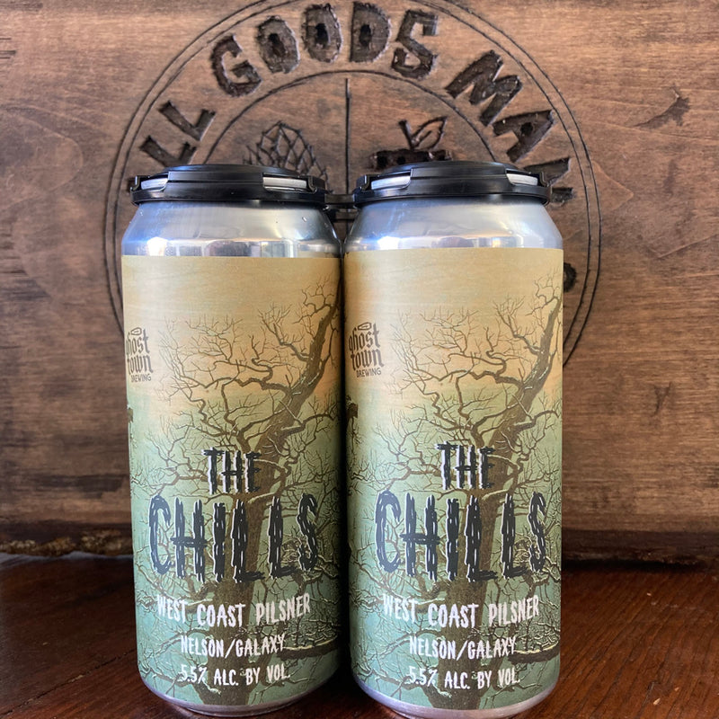 The Chills | West Coast Pilsner | 5.5%