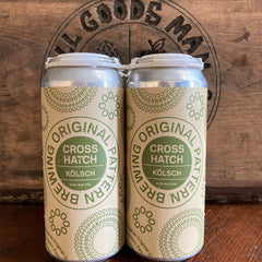 Cross Hatch | Kolsch | 5%