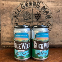 Buck Wild | West Coast IPA | 6.3%