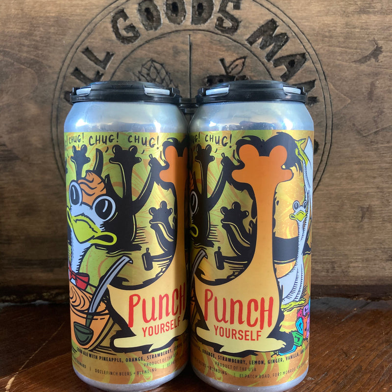 Punch Yourself • Sour • 8%