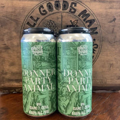 Donner Party Animal | Hazy IPA | 6.7%