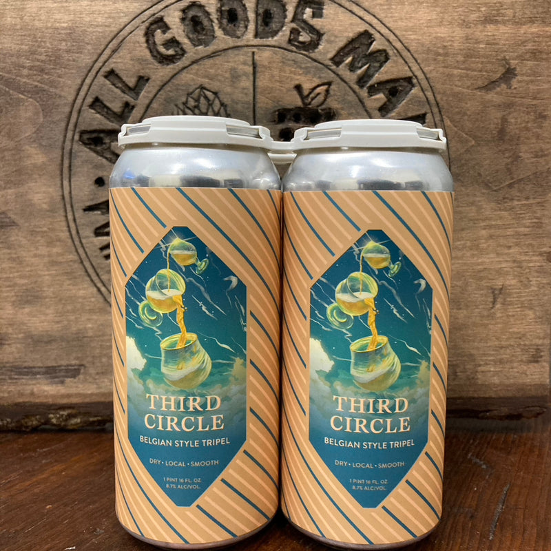 Third Circle | Belgium Tripel | 8.7%