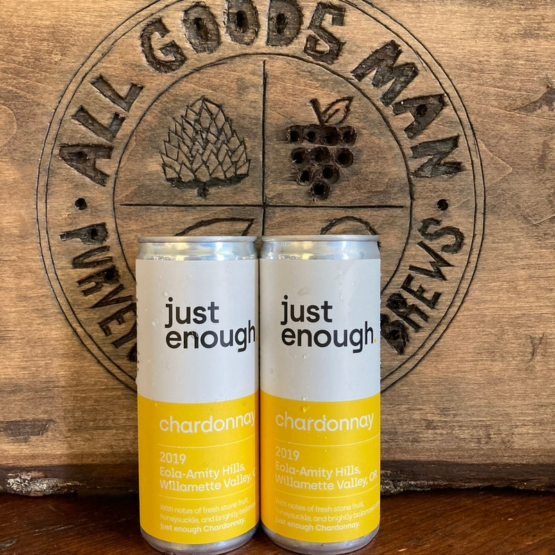 Chardonnay | Just Enough | 13.3%