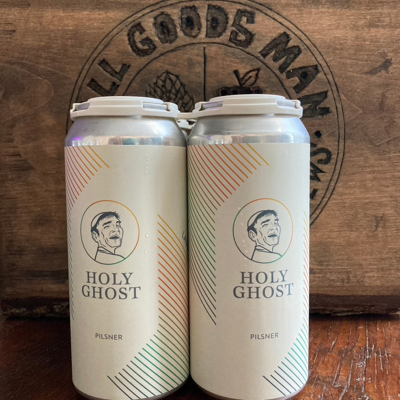 Holy Ghost | Pilsner | 5.2%