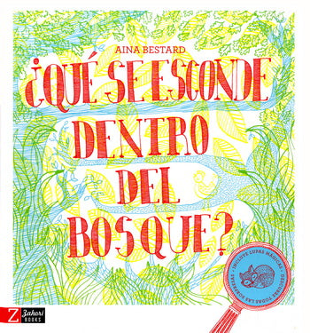 ¿Qué se esconde dentro del bosque?