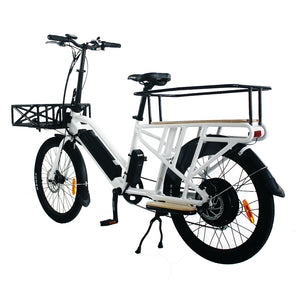 "24"" City Tire Model MAX-CARGO E-Bike - Electric Bikes"