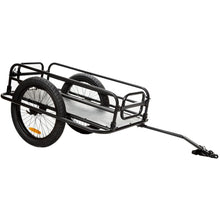 Folding Cargo Trailer for Mule or Storm Electric Bike - Electric Bikes