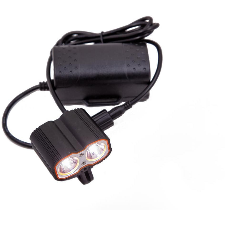 Bakcou 2200 Headlight for Mule or Storm Electric Bike - Electric Bikes