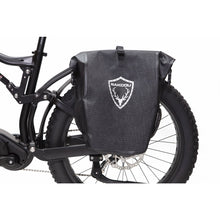 Dual Use Backpack/Pannier Bags for Mule or Storm Electric Bike - Electric Bikes