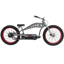 26″ Cyclone Fat Tire Electric Chopper Style Cruiser Bicycle