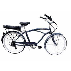 "Micargi Bali Male 26"" E-Bike 350W Commuter Electric Bicycle"