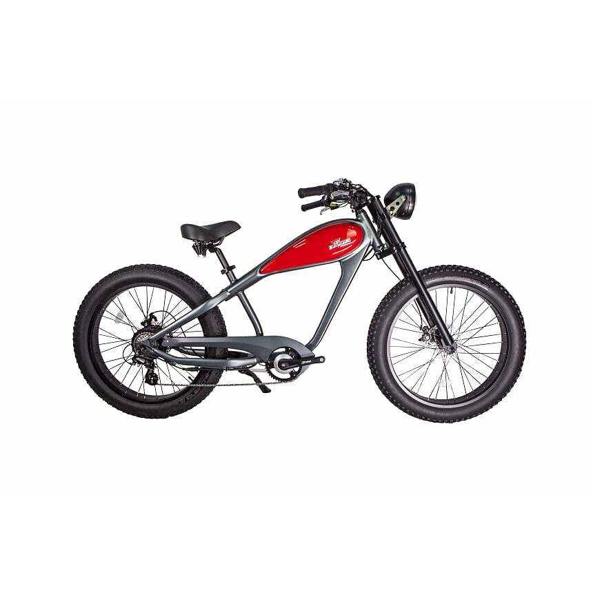 CHEETAH - CAFÉ RACER E-Bike - Electric Bikes