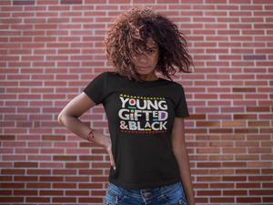Ladies' Young, Gifted & Black
