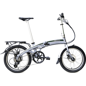 Oyama CX E8D folding electric bike