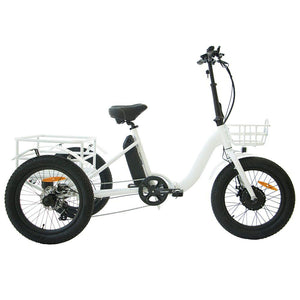 "20"" City Model NEW TRIKE E-Bike - Electric Bikes"